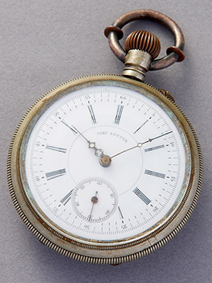 Seikosha Timekeeper